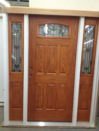 Masonite Door & Masonite 36 In. X 80 In. 6-Panel Left Hand ...