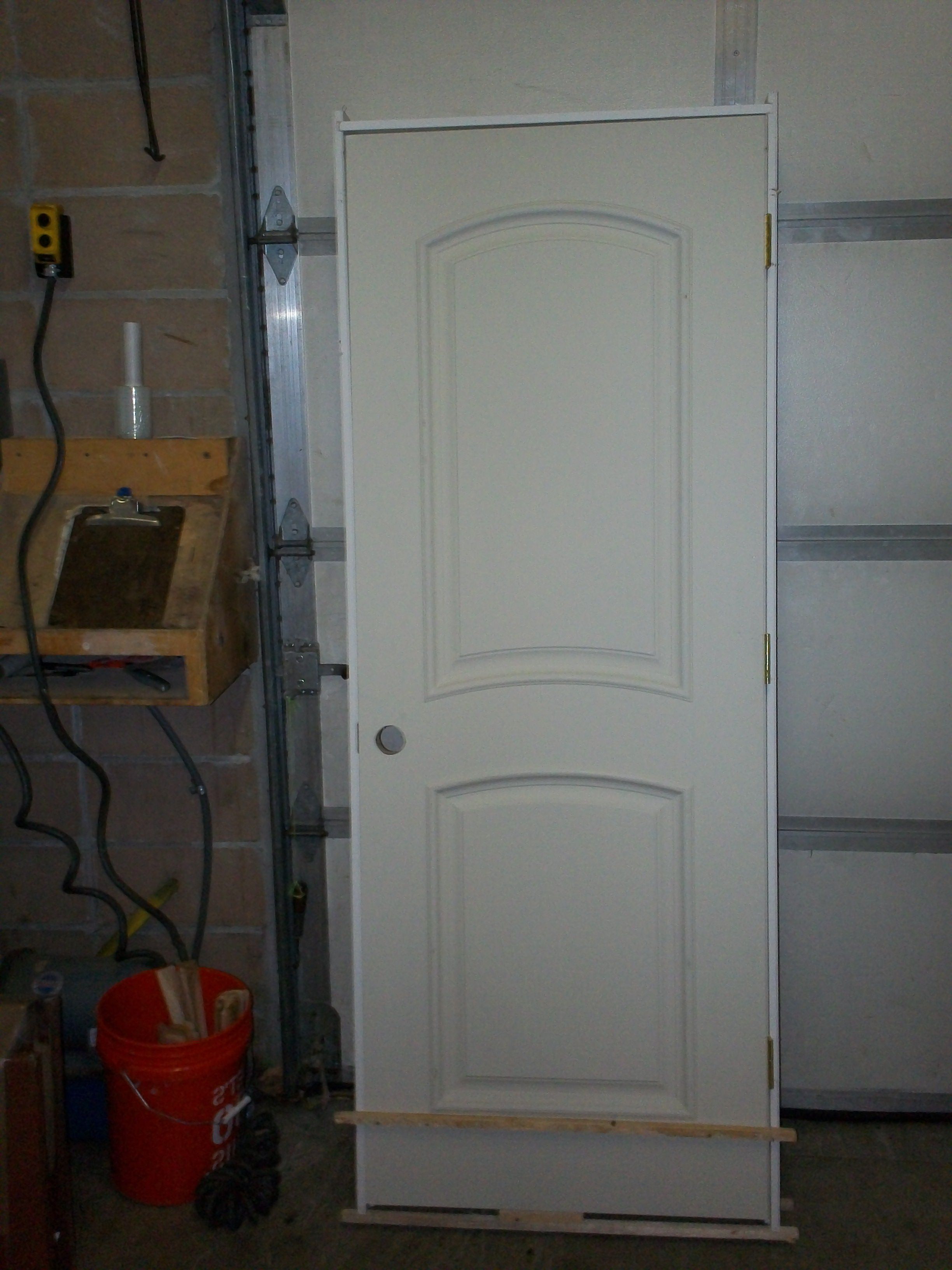 Solid Core Masonite Interior Door