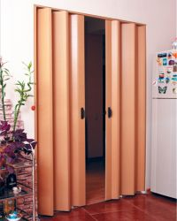 Modern pvc folding door