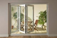 Pvc sliding interior door