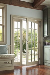 French In-Swing Patio Door