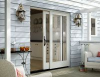 Exterior French Doors With Built In Blinds