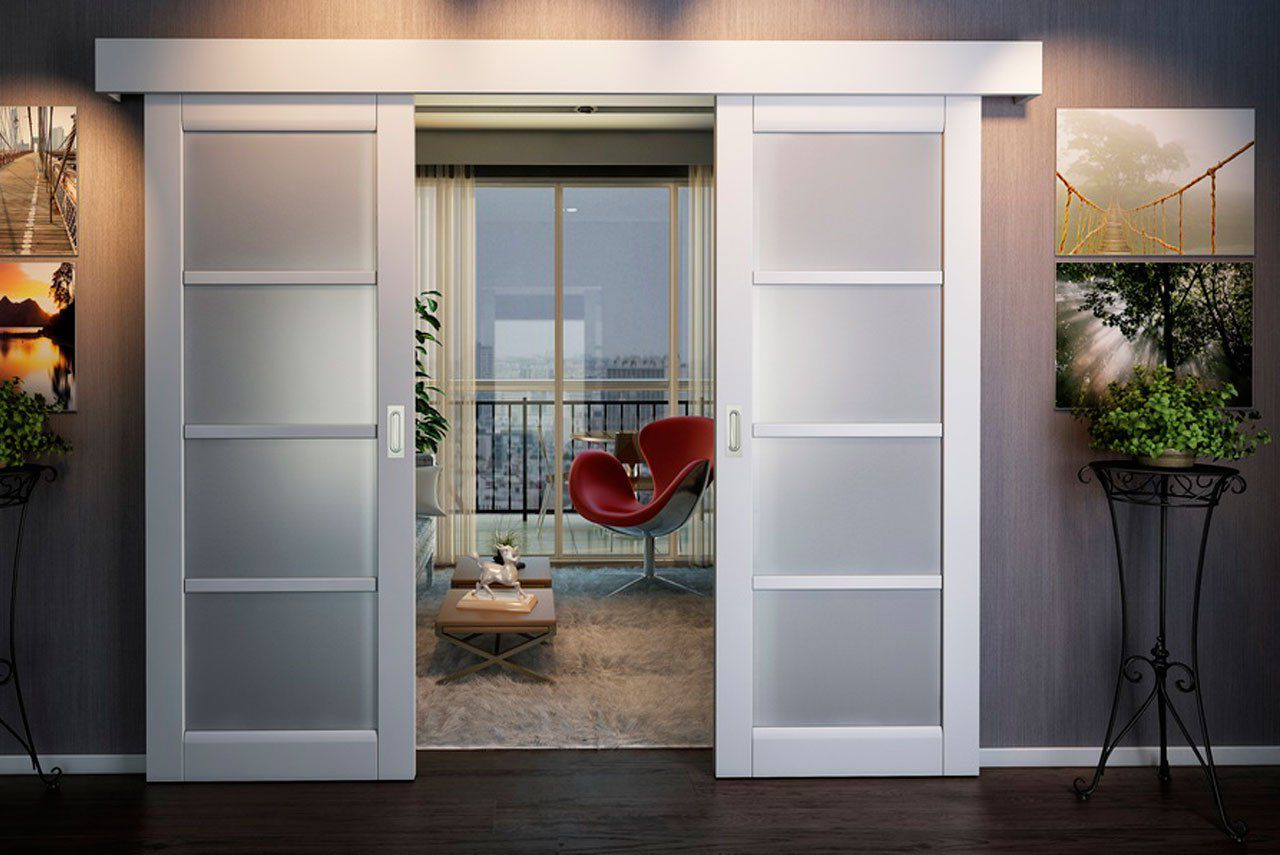 Types Of Sliding Interior Doors  All About Doors