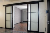 Types of sliding interior doors