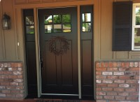 Sidelight Doors & Windows Front Door Side Windows