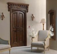 Luxury interior door design classic style
