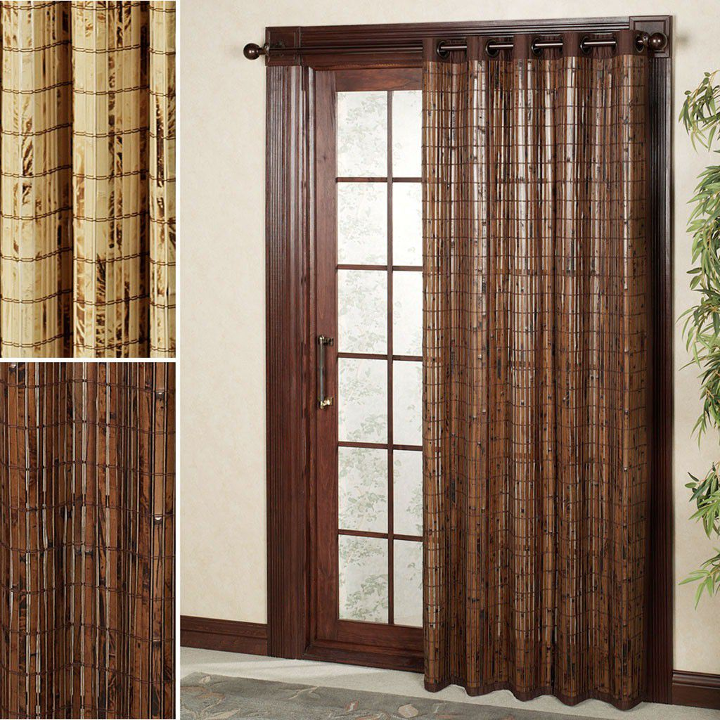 Decorative Curtains in Doorways by your own hands Ideas