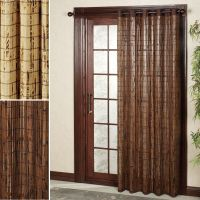 Bamboo Door Curtains India