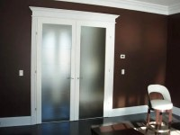 Interior French Doors with glass