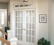 glass for french doors