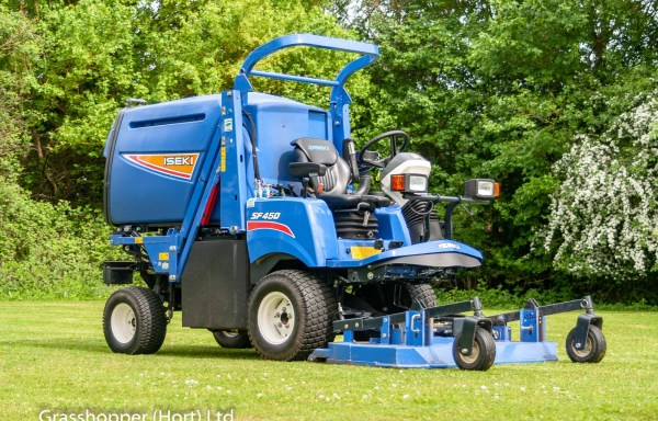 Iseki SF450 Mower