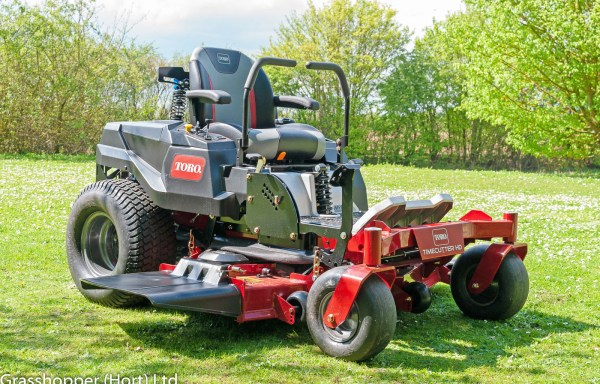 Toro TimeCutter HD Zero Turn Mower