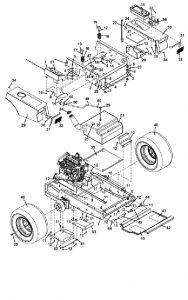 325 Kubota 25 hp
