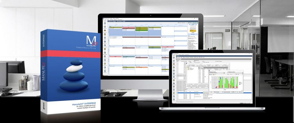 Software gestionale Manute