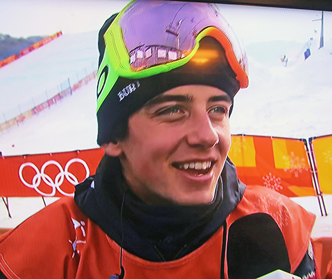 McMorris wins bronze