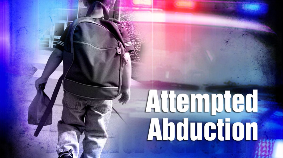 Attempted child abduction in Carlyle