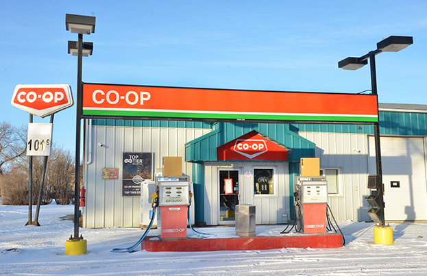 Sudden Co-op store closure shocks town