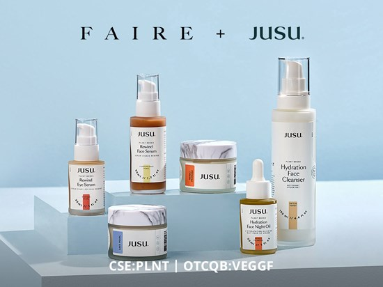 Cannot view this image? Visit: https://i0.wp.com/grassnews.net/wp-content/uploads/2021/04/better-plant-announces-agreement-with-faire-wholesale-marketplace-for-jusu-home-and-body-products.jpg?w=696&ssl=1