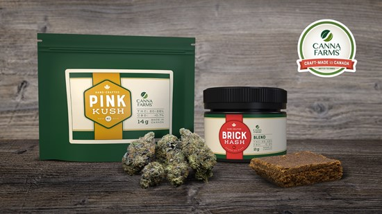 Cannot view this image? Visit: https://i0.wp.com/grassnews.net/wp-content/uploads/2021/07/vivo-cannabistm-launches-canna-farmstm-brick-hash-and-large-format-pink-kush-flower-to-online-medical-marketplace.jpg?w=696&ssl=1