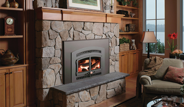 Fireplace Grills Fireplace Inserts | Grass Roots Energy, Inc.