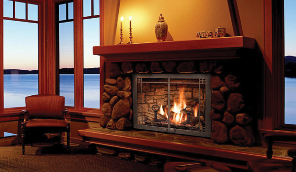 Fireplaces  Grass Roots Energy Inc