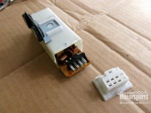 Nissan power window amplifier