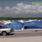 Haiti Tent City – 10 Months After Earthquake
