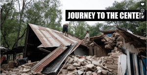 Nepal Relief: Journey to the Epicenter