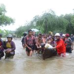 Cyclone and Floods Trigger Hyper-Inflation and $100 Rice in Myanmar