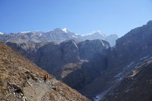 Tallest Trail in the World: The High Route of the Great Himalayan Trail
