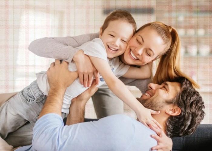 идеальная семья фото