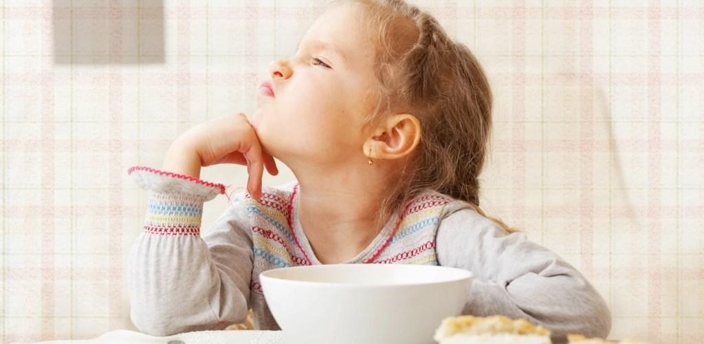 как заставить ребёнка съесть кашу
