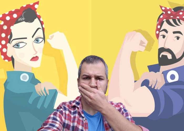 почему феминизм - зло