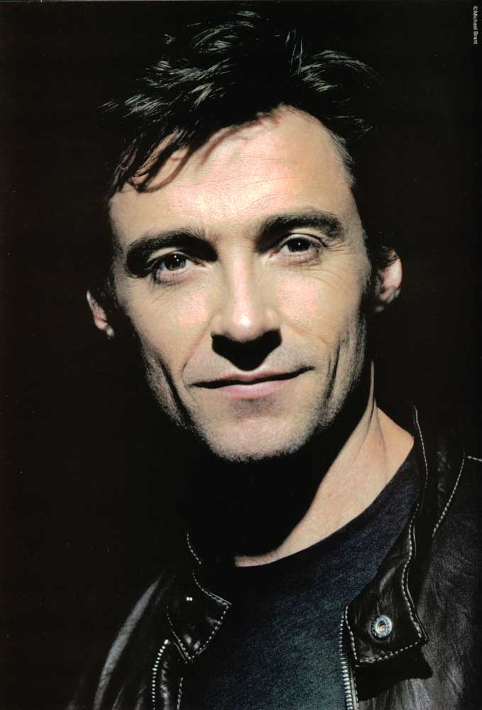 Hugh Jackman, the standard for male beauty