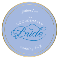 the coordinated bride