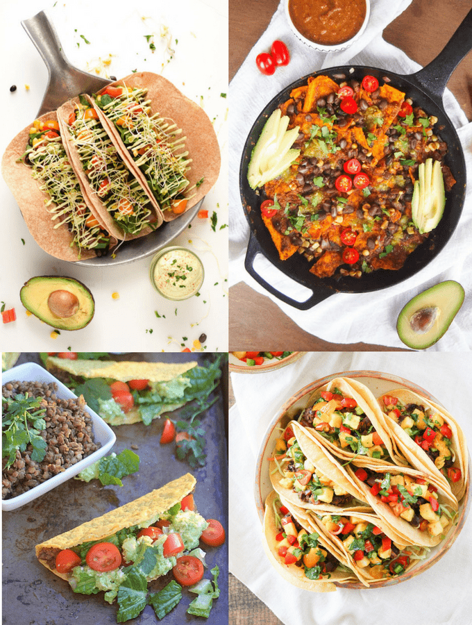 7 Crave-Worthy Vegetarian Mexican Recipes
