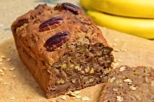 How to Make the Best Vegan Banana Bread!