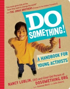 Do Something book cover