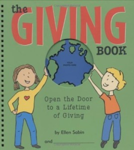 The Giving Book book cover