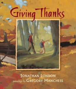 Giving Thanks book cover