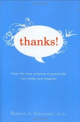 Thanks book cover