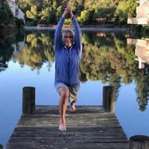 yoga lake Dennis Augustine