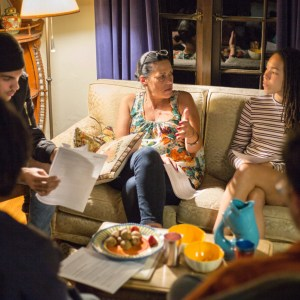 Grateful Changemakers: Living Room Conversations