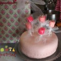 Easy enough quot simple quot birthday cake for a six year old girl grateful