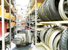 Lager Reifen, Felgen, Motoren, Gebrauchtteile