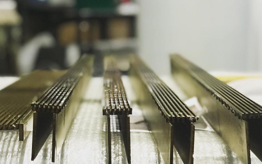 Electroplating Grates with Astor Metal Finishes