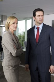 2008 as Lucas North with Hermionie Norris as Roz