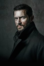 """2014 poster portrait as John Proctor in """"The Crucible"""""""