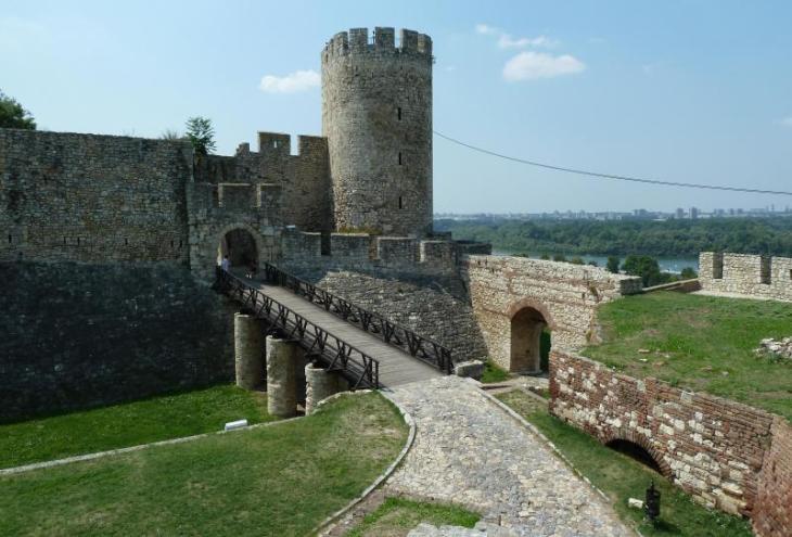 Cetatea belgradului, serbia