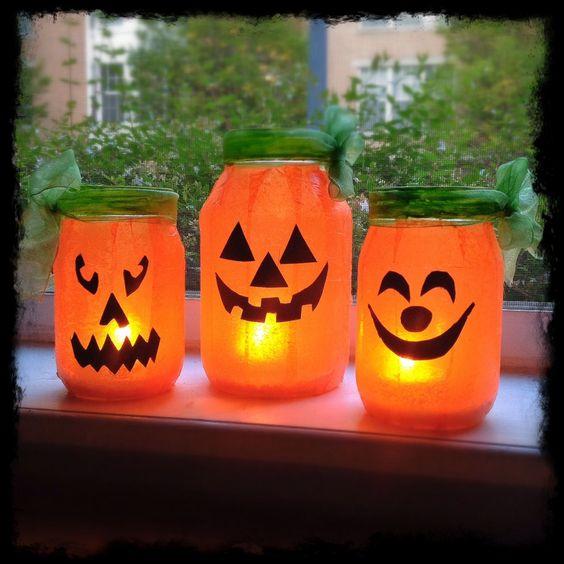 decoratiuni pentru halloween usoare